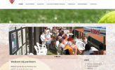 Website Pavinom Tennisclub