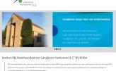 WordPress Website Langbeen – Van Hoesen & C°